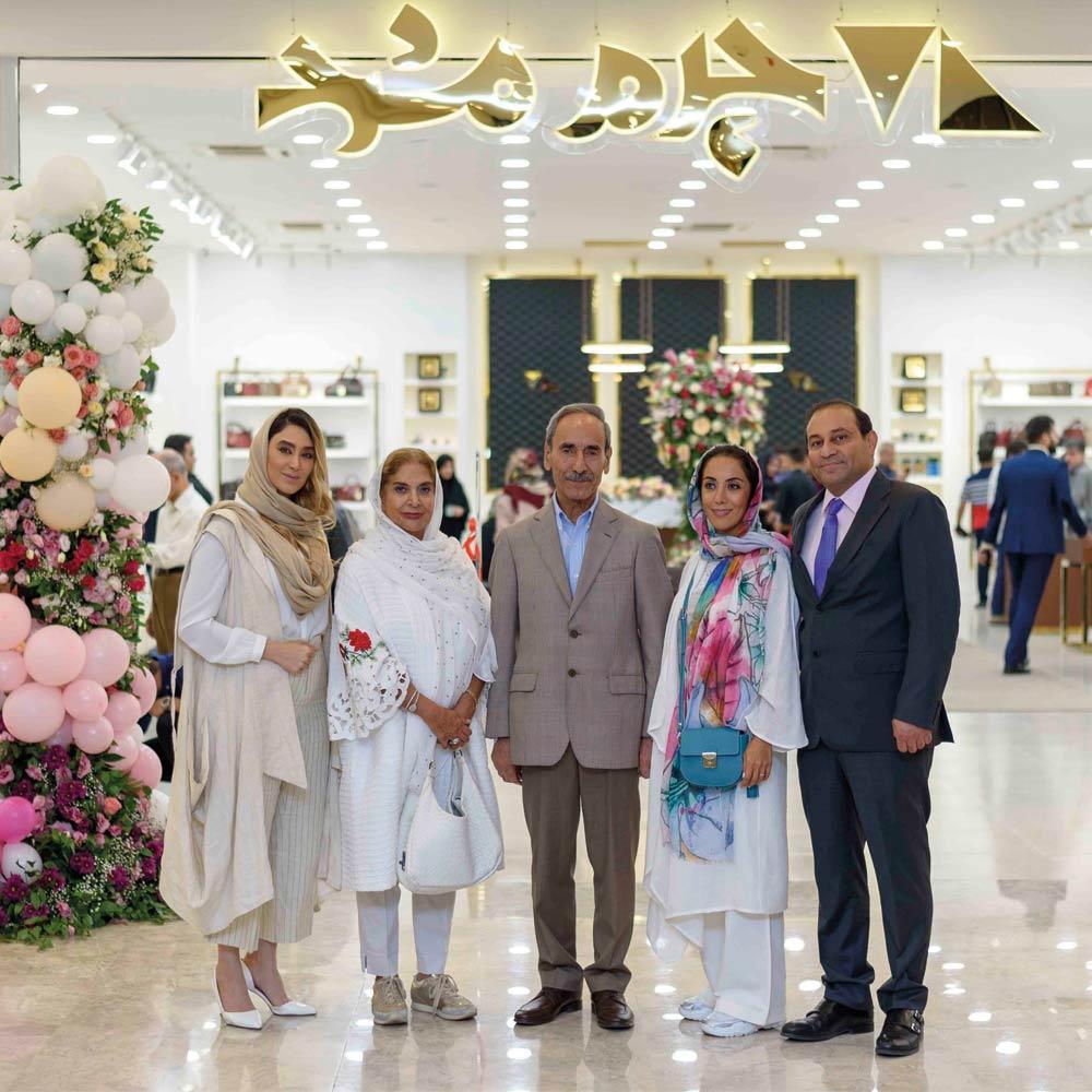 افتتاح شعبه جدید چرم مشهد در سیوان سنتر